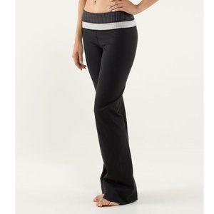 Lululemon Groove Pants Tall Reversible Yoga Pants